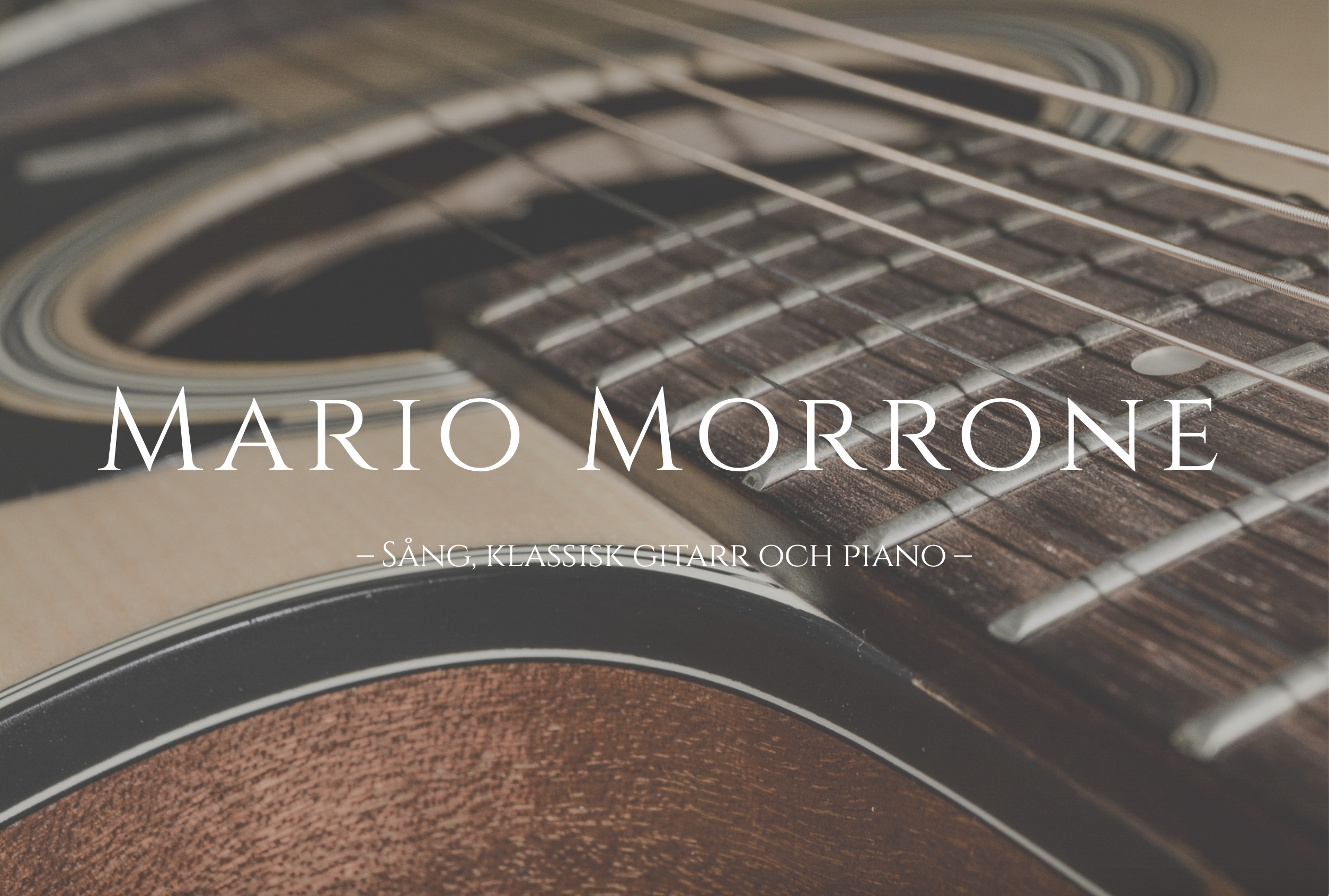 Mario Morrone