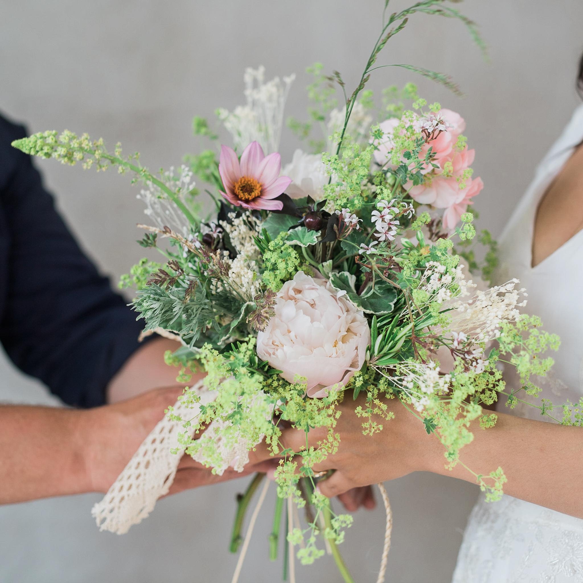 Eklaholm Flower Bar bröllop